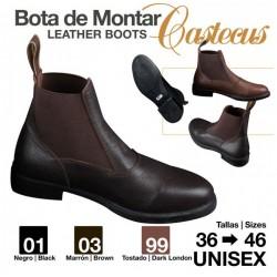 BOTINA CUERO CASTECUS...