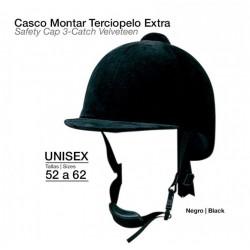 CASCO MONTAR TERCIOPELO...