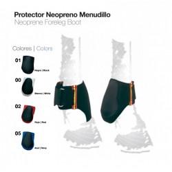 PROTECTOR NEOPRENO TRASERO...