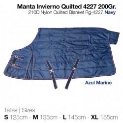 MANTA INVIERNO QUILTED 4227...