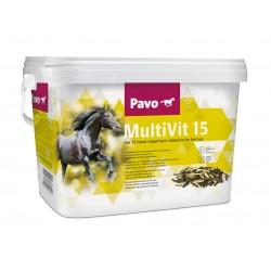 PIENSO PAVO MULTIVIT 15 3KG