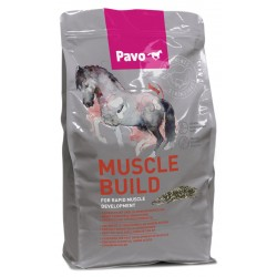 PIENSO PAVO MUSCLE BUILD 3KG