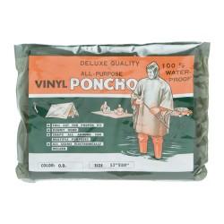 PONCHO PVC