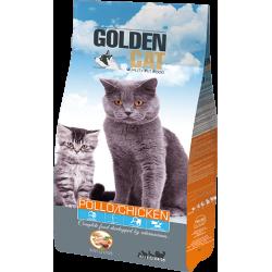 GOLDEN CAT POLLO 20KG