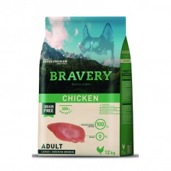 BRAVERY ADULTO POLLO