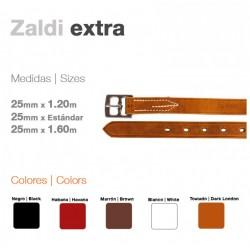 ACIÓN ESTRIBO ZALDI EXTRA 25mm